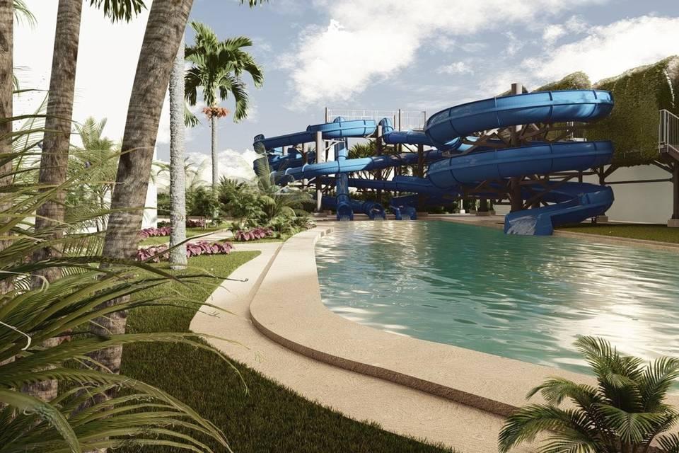 Hyatt Ziva Riviera Cancún