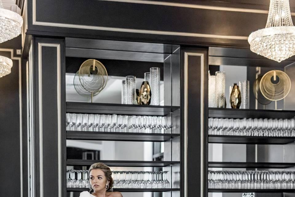 Ballroom Gatsby Styled Bar