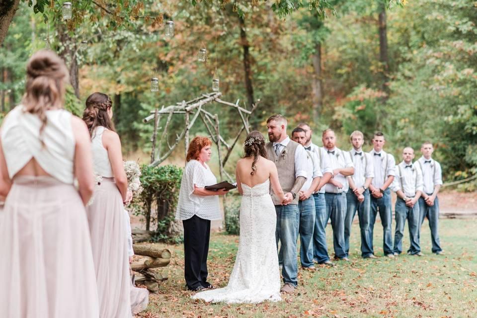 Weddings by Lisa