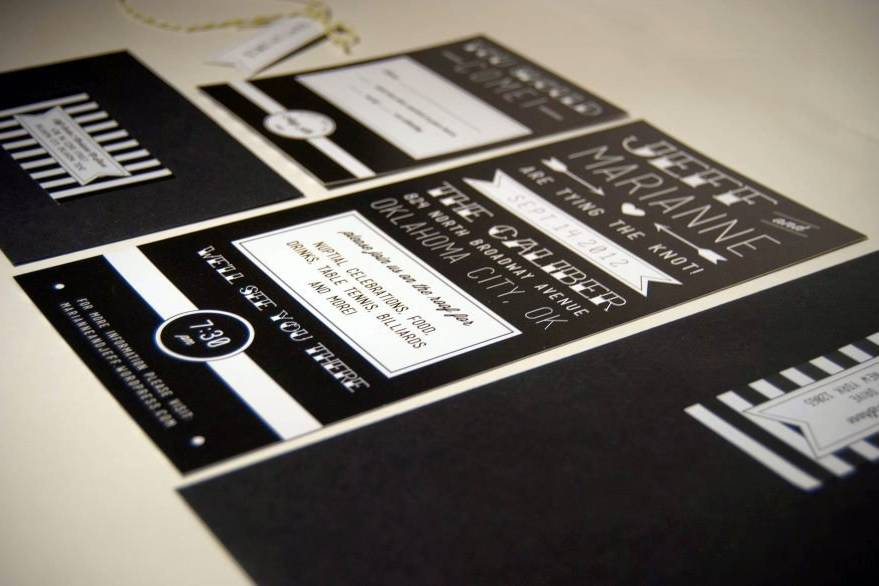 Invitations by Marianne