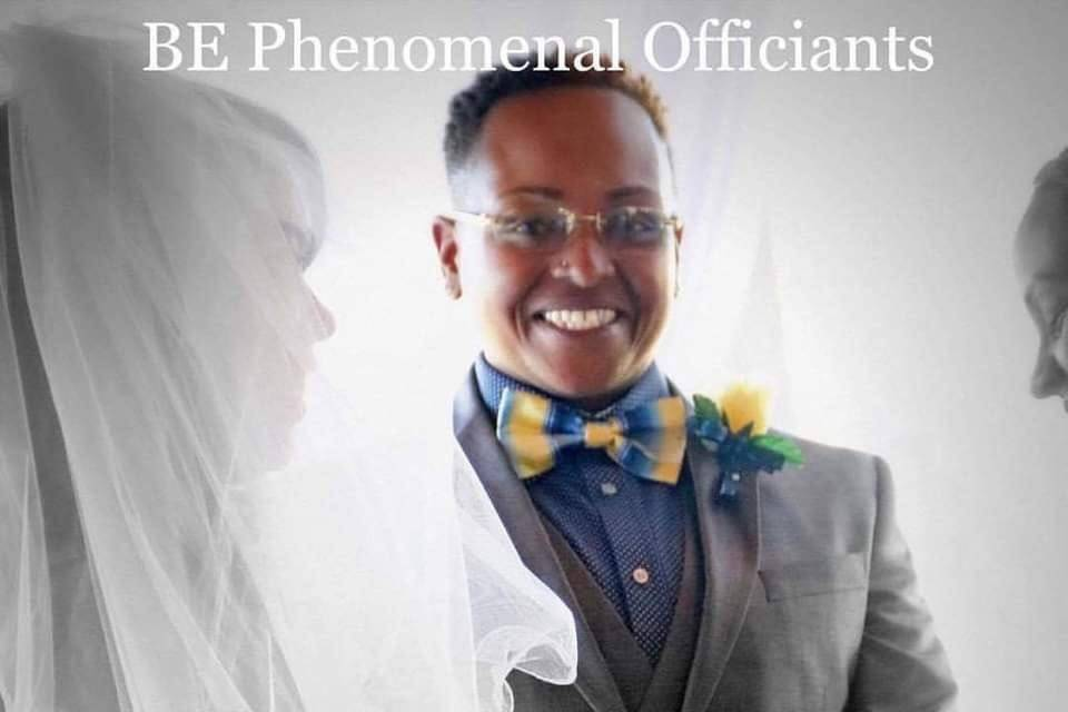Phenomenal wedding day