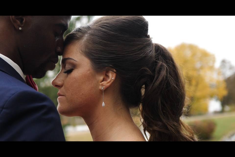 Forehead Kisses