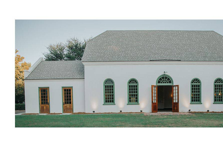 Front Lawn Ceremony/Reception