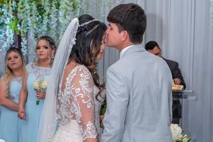 April 2021 wedding