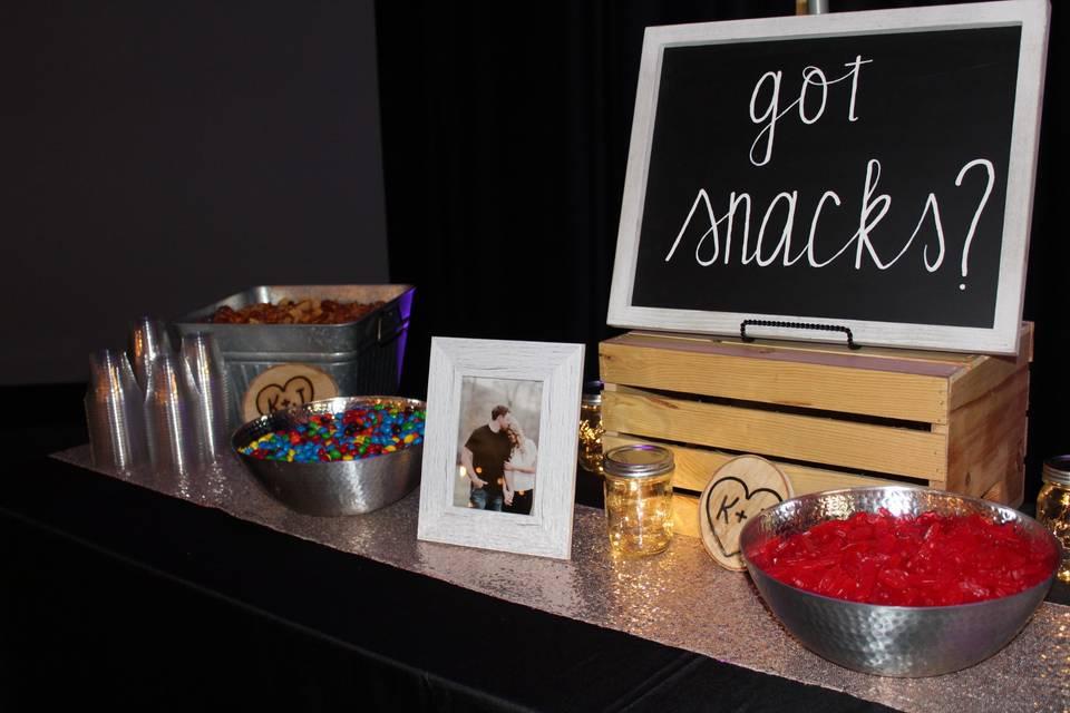 Got Snacks?