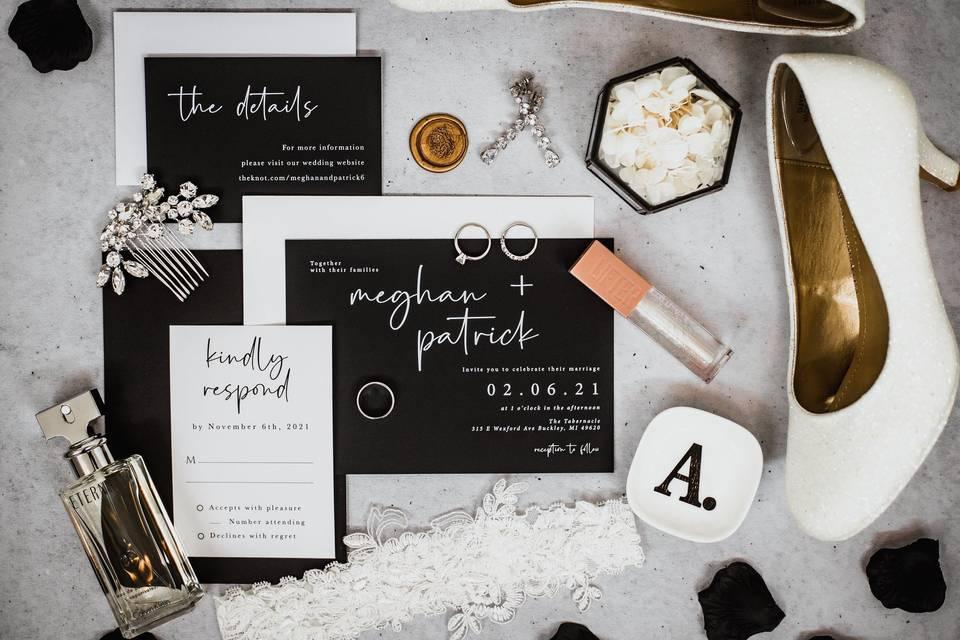 Ava Wedding Set