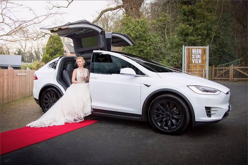 Tesla Limousine Service of Orlando