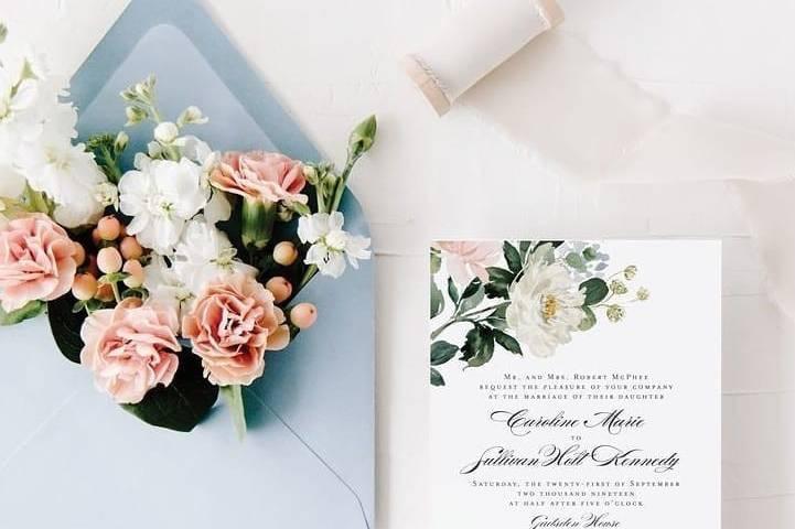 Invitations Kennedy