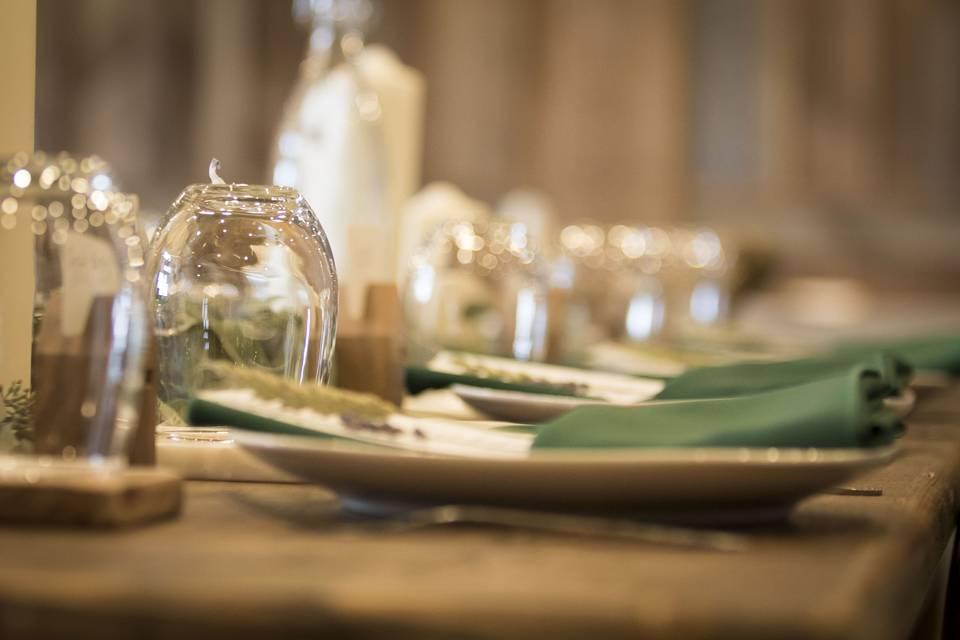 Bridal Part Table