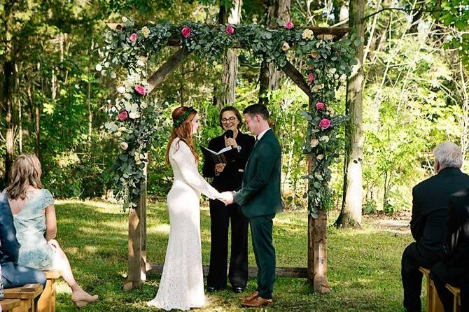 A Simple Ceremony