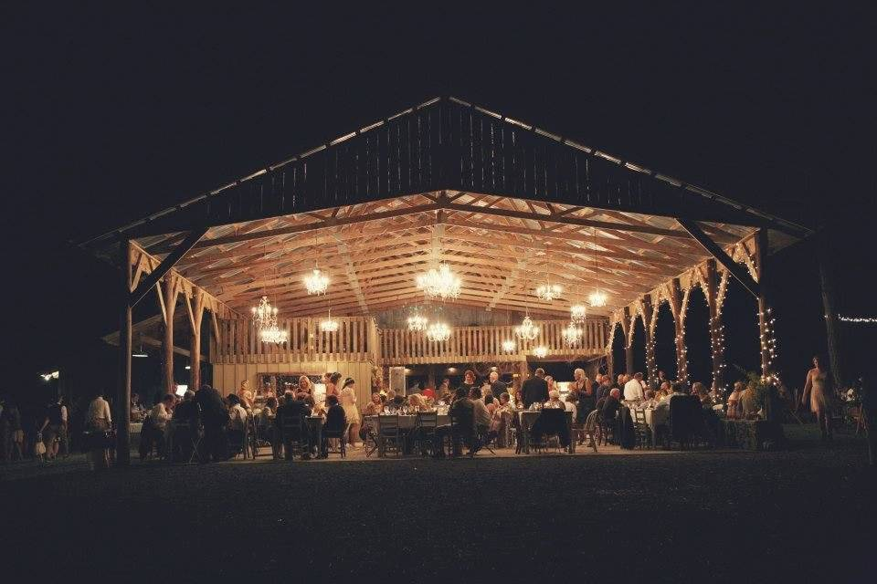 Sweet Seasons Farm Event Barn