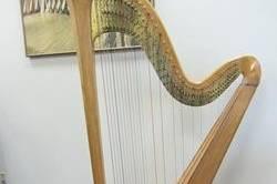 New harp