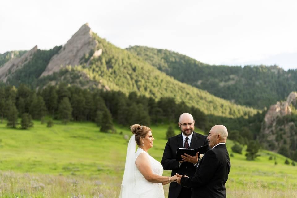 Colorado Weddings by Dan