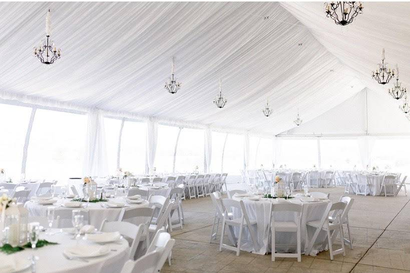 Wedding Tented