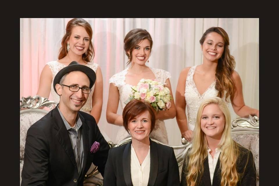 All Dressed Up - Bridal Prom Tuxedo