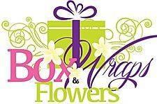 Box Wraps & Flowers