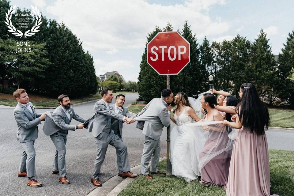 Magnolia Room wedding