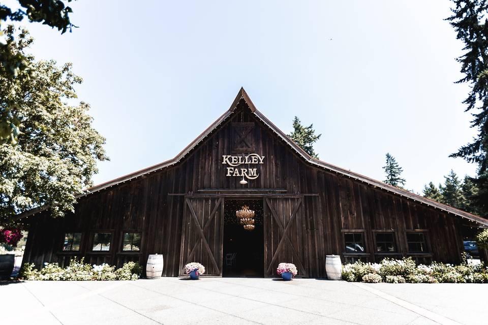 Kelley Farm Barn
