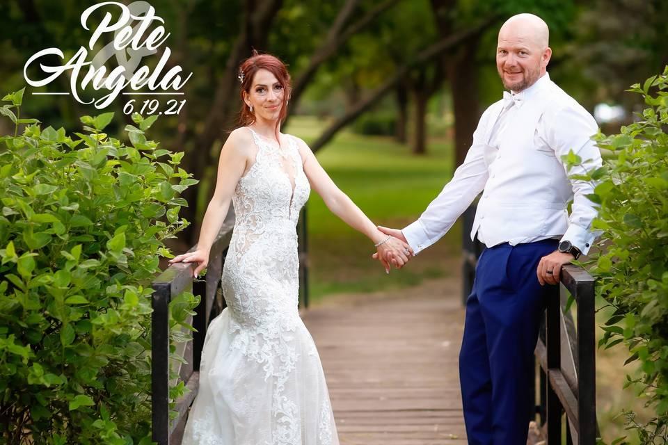 Angela & Pete