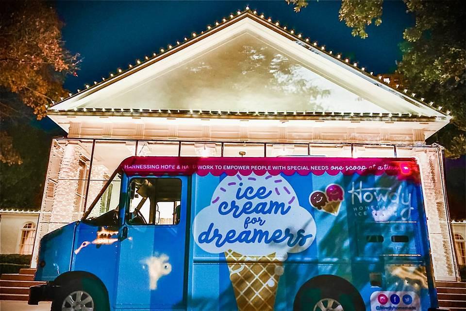 Howdy Homemade Ice Cream