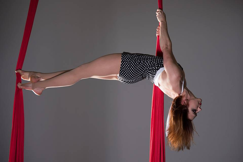 Emily Jesse Aerialist
