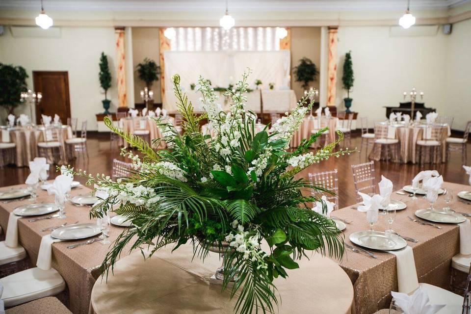 Bellecourt Banquet Center