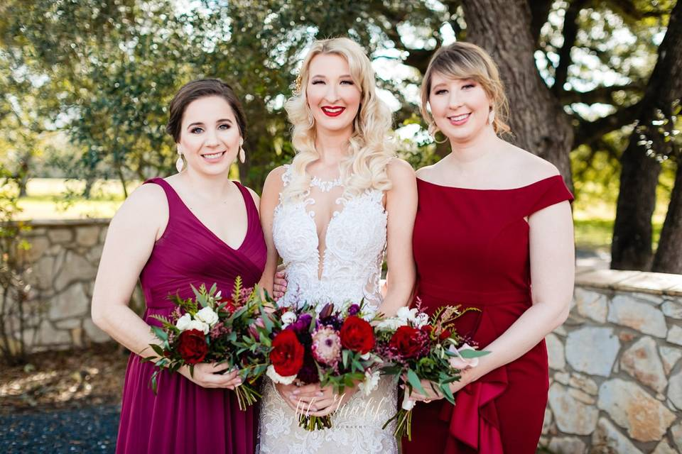 Brides of Honor