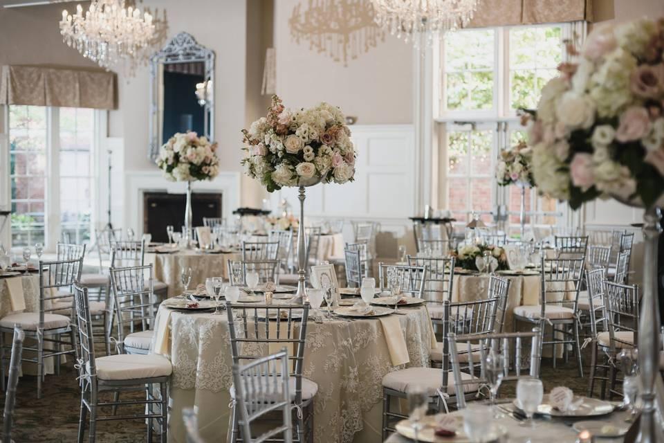 South Main Ballroom wedding