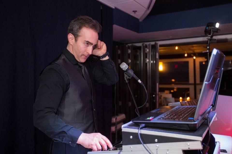 Adam the DJ Entertainer