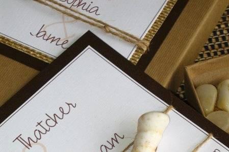 I Do Bliss - Custom Wedding Invitations