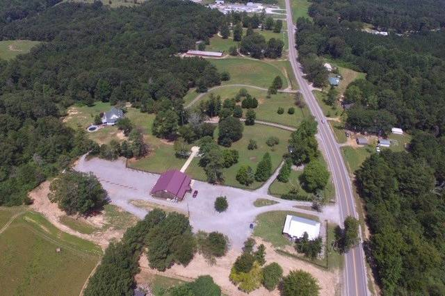 Drone Aerial View