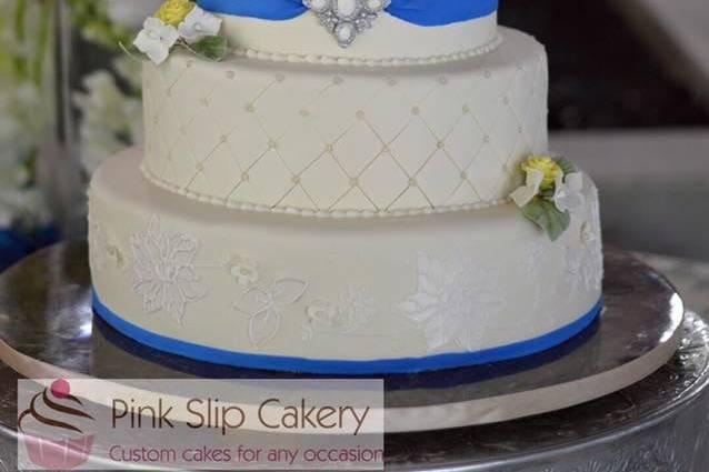 Pink Slip Cakery