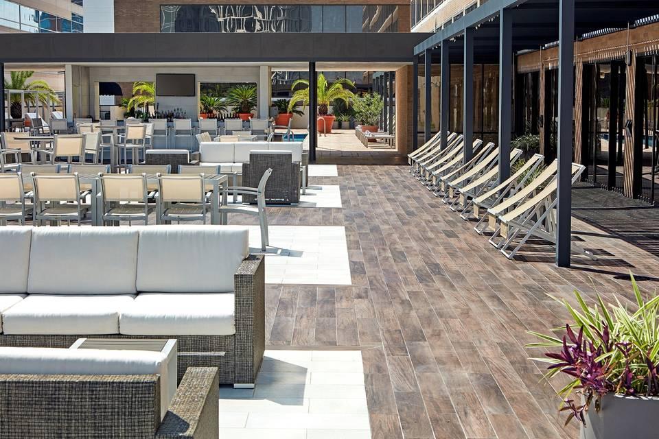 Bar 9 Rooftop Lounge