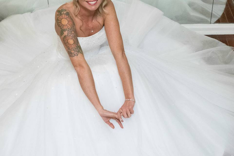 Beautiful bride - Jen A Photography