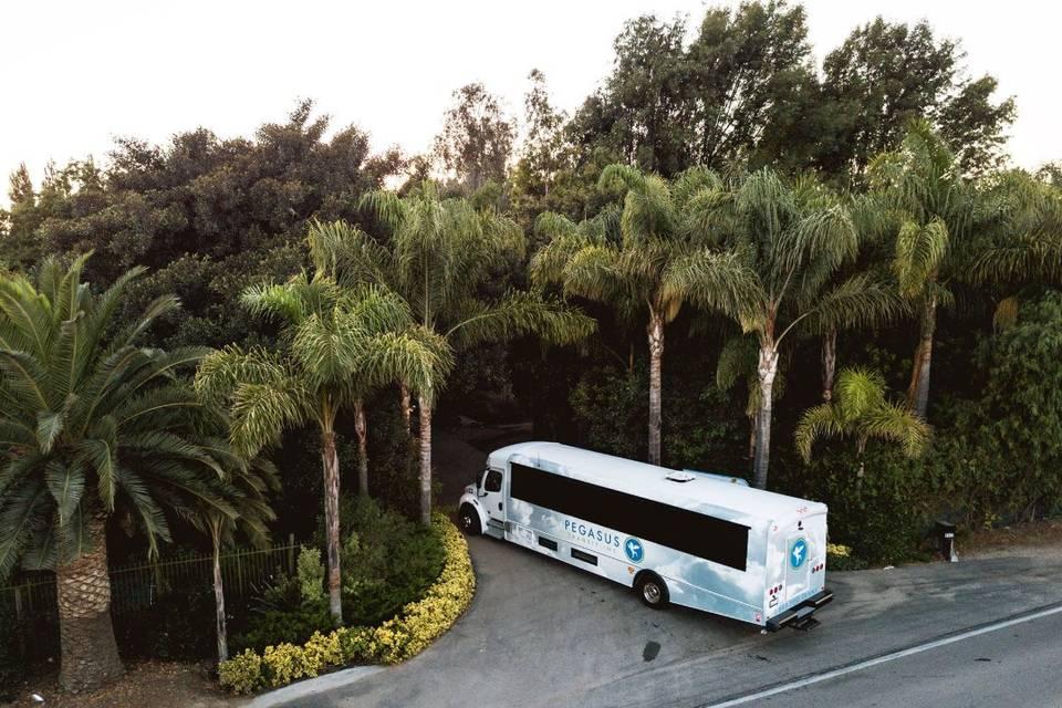 Pegasus Transit, Inc.