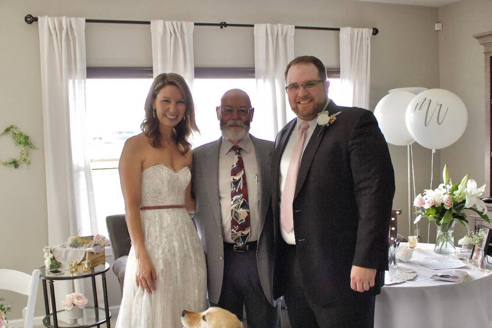 Weddings by Father John
