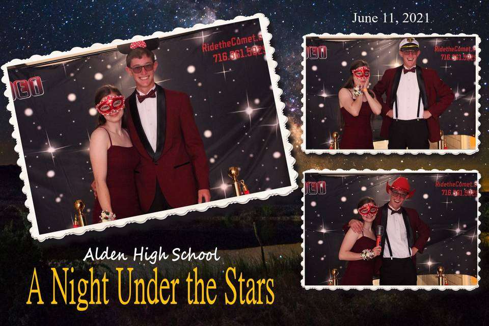 A must have for Proms!