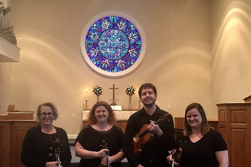Capital City String Quartet