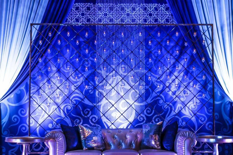 Luxury seating