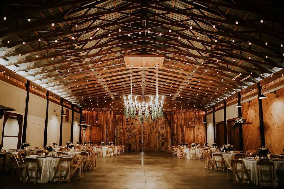 The Barn at Harper Pines