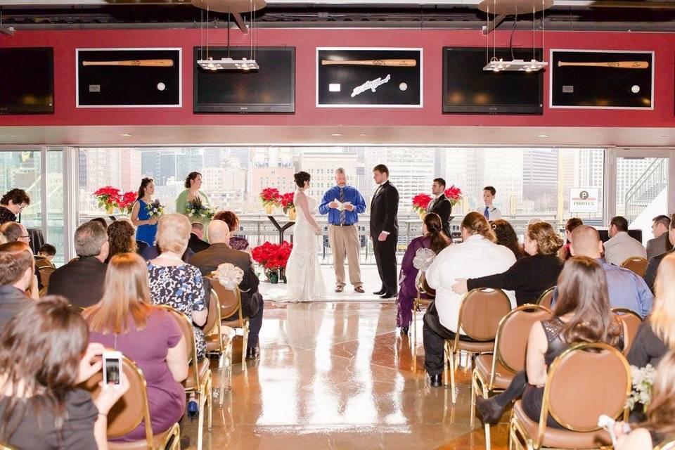 Ceremony- Club Level