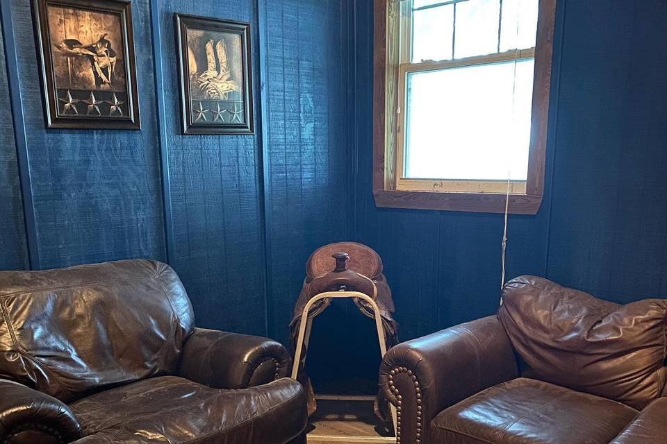Grooms Dressing room