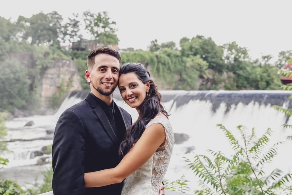 Newly Weds Kaila & Sean