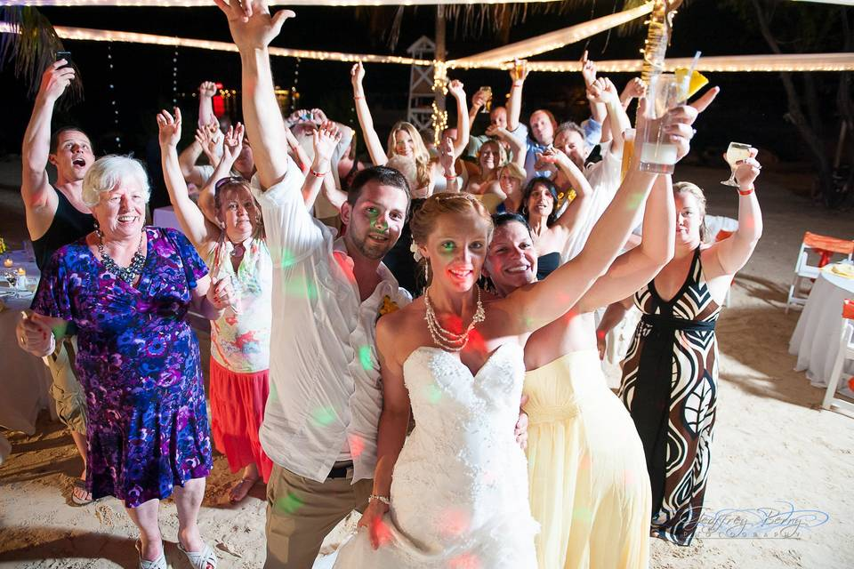 Jamaica Wedding DJ