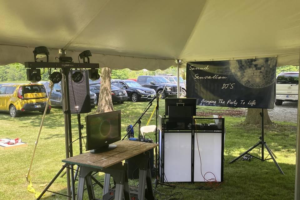 Sound Sensation DJ